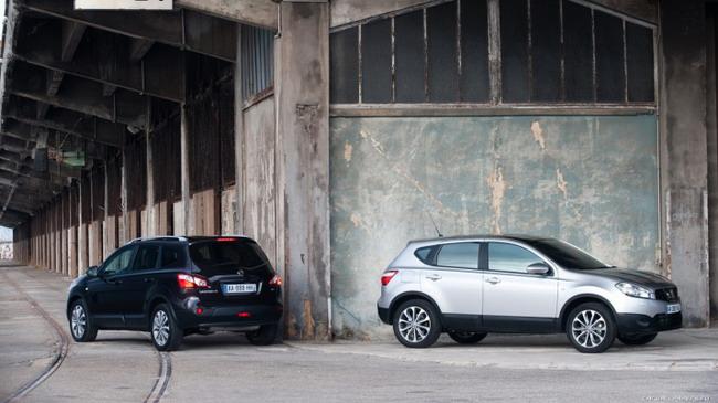 Специальная цена и оригинальные аксессуары при покупке автомобиля Nissan Qashqai в «ВиДи Санрайз Мот