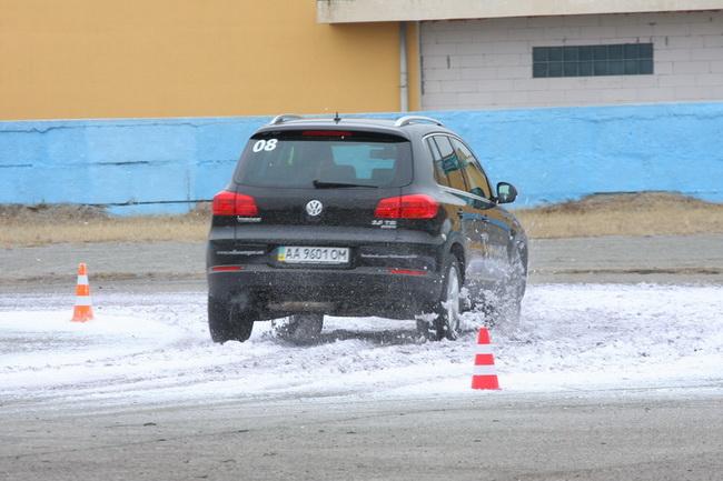 тест зимних шин Nokian WR A3 и WR D3