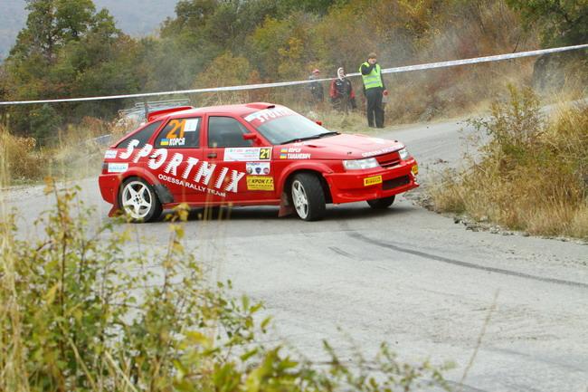 Ралли Алушта 2011