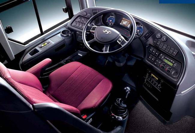 «Hyundai Universe: бесплатное ТО на протяжении 100000 км»