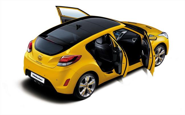 Тест-драйв Hyundai Veloster от «Автоком»