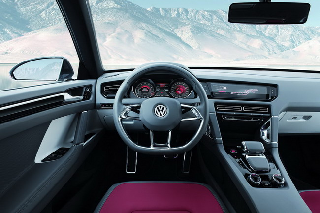 Volkswagen Cross Coupe SUV