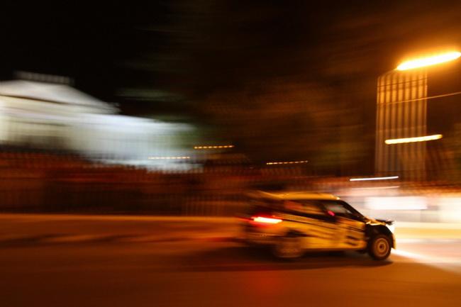 Ралли Кипра-2011 стартовало в четверг вечерним городским прологом, проложенным вокруг Мерии принимающего гонку курортного городка