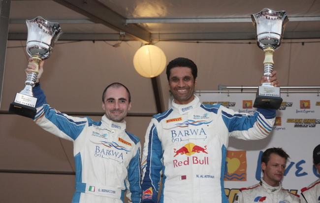 По странному стечению обстоятельств, последней гонкой Аль-Аттияха в рамках IRC как раз было Ралли Кипра-2010, где он уверенно победил