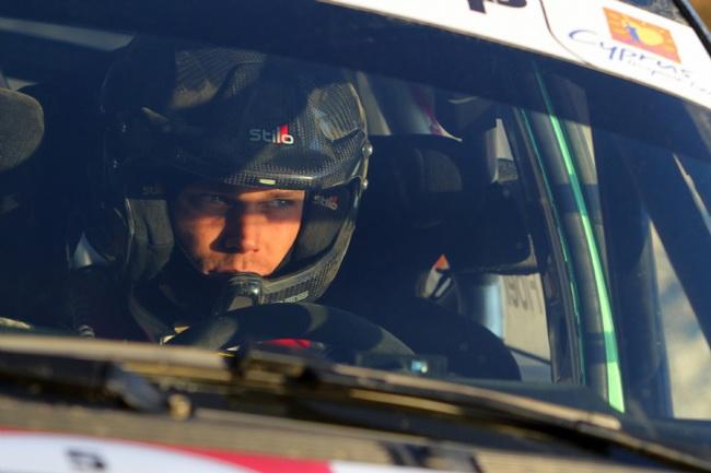 Миккельсен продемонстрировал не только скорость, но и выдержку с хладнокровием - он ошибся лишь раз в начале гонки на СУ3, когда его развернуло