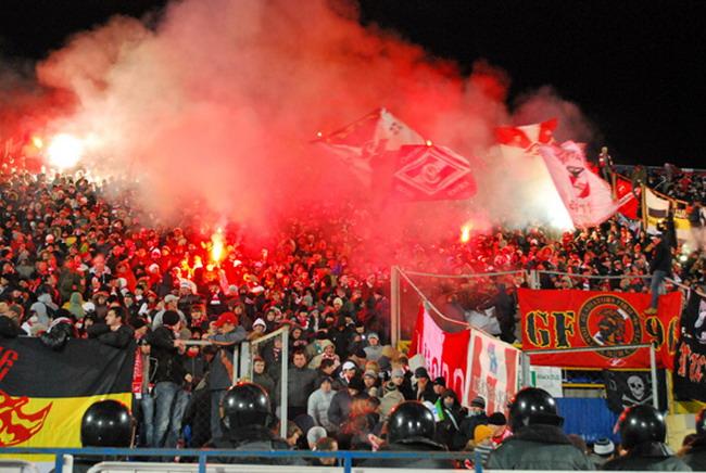 фанаты Евро-2012