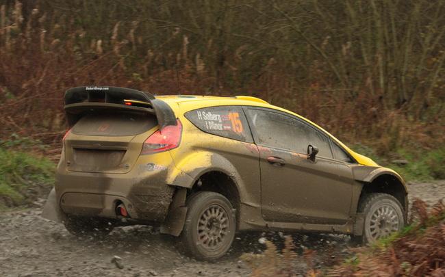 На Ралли Уэльса-2011 Хеннинга Солберга чуть ли не впервые в этом году не мучали проблемы с гидроусилителем, просто преследовавшие частников Ford