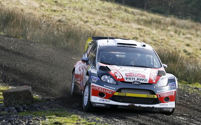 Впервые выступавший на автомобиле WRC Мартин Прокоп всю гонку показывал времена на границе топ-10 и до своей аварии держался на ее пороге