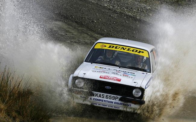 Старые Ford Escort и по сей день участвую не только в исторических, но и национальных гонках, как, например, в рамках Ралли Уэльса-2011