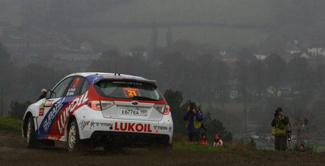 В отличие от своих конкурентов на итоговое 2-е место в P-WRC, Флодин не перестраховывался и выиграл 4 из 8 СУ дня, включая самые сложные СУ7 и 11