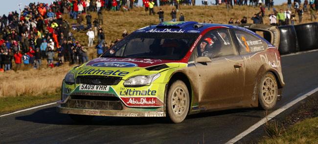 Серьезно проиграв в Чемпионате, на Ралли Уэльса-2010 Хирвонен пропустил вперед Латваллу, что позволило Яри-Матти стать вторым по итогам года