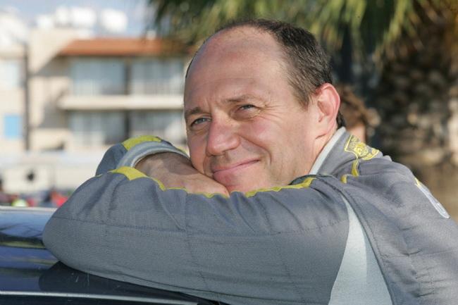 Жан-Мишель Руа уехал с Кипра не менее счастилвым, чем Миккельсен - в моноприводе он выиграл гонку, завовал титул и победил в Golden Stage Rally