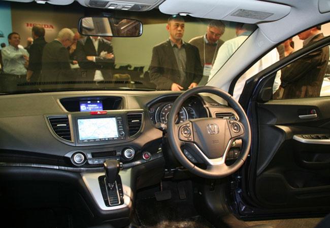 Honda CR-V на Токийском автосалоне 2011