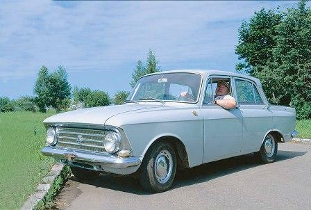 Москвич-408. Именно с него началась автомобильная история этого предприятия