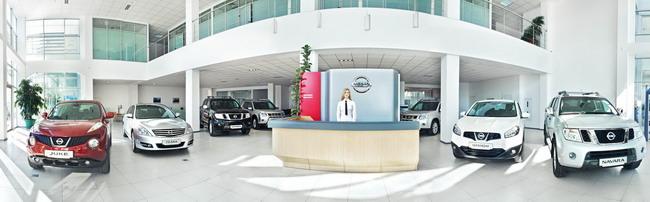 Купи Nissan Qashqai и получи оригинальные аксессуары в дополнение