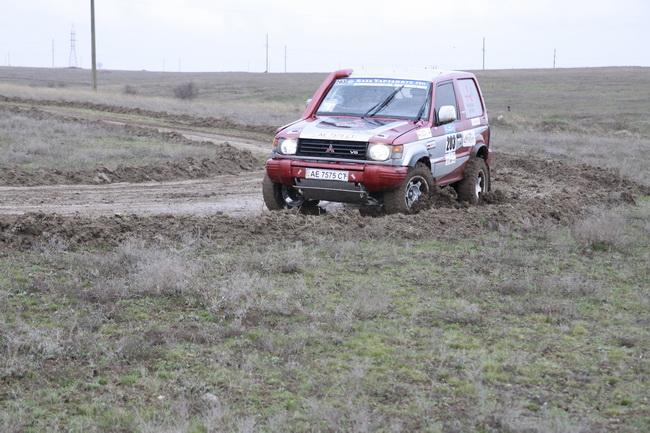 Украинские рейдовики в последнее время больше привыкли к относительно гладким степным и полевым дорогам, в основном крымских просторов
