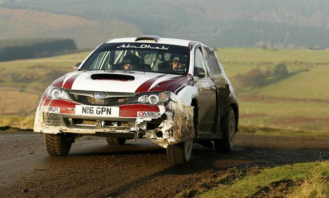 После нескольких вылетов на изрядно потрепанной машине Маджет Аль Шамси закончил гонку 6-м в P-WRC, добавив, что уже подсчитывает расходы на ребилд