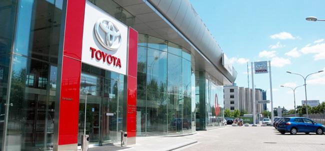 В Тойота Центр Киев «Автосамит» проходят дни открытых дверей