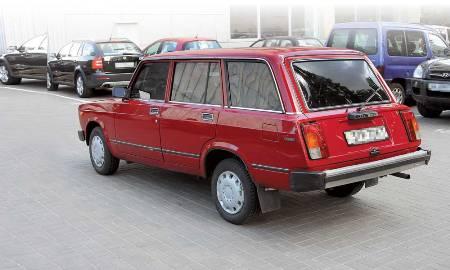Самый массовый универсал АвтоВАЗа до сих пор выпускается в Ижевске
