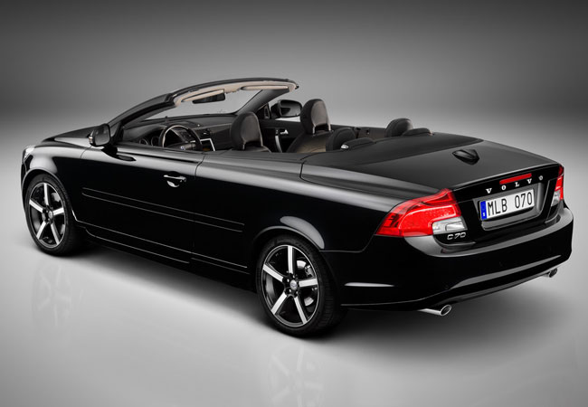 Volvo C70 Inscription