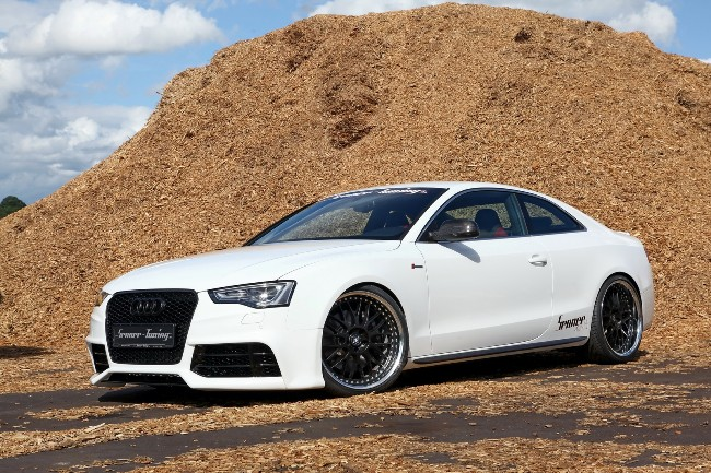 тюнинг купе Audi S5