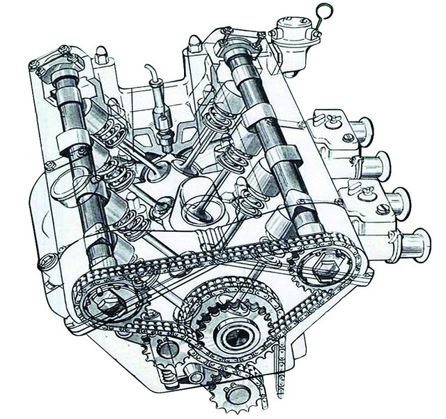 Новый мотор для «Москвича»