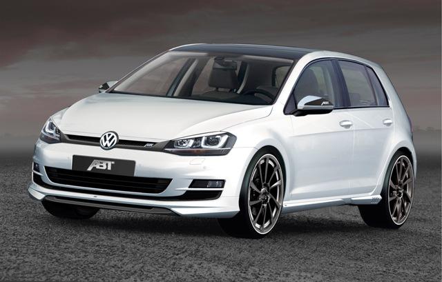 VW Golf седьмого поколения от Abt Sportsline
