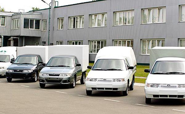 Автомобили Bogdan в России