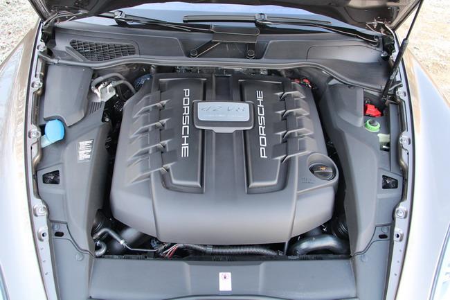 Тест-драйв Porsche Cayenne S Diesel