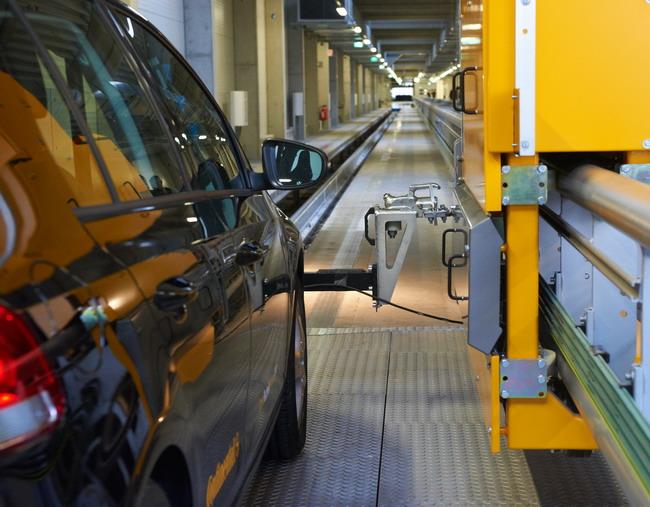 Тесты шин Continental будут проводить роботы