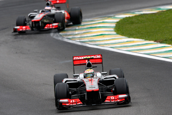 Формула 1, Гран При Бразилии