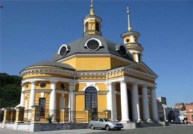Реконструкция Почтовой площади повредила исторические здания