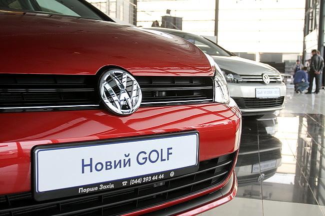 презентация VW Golf VII