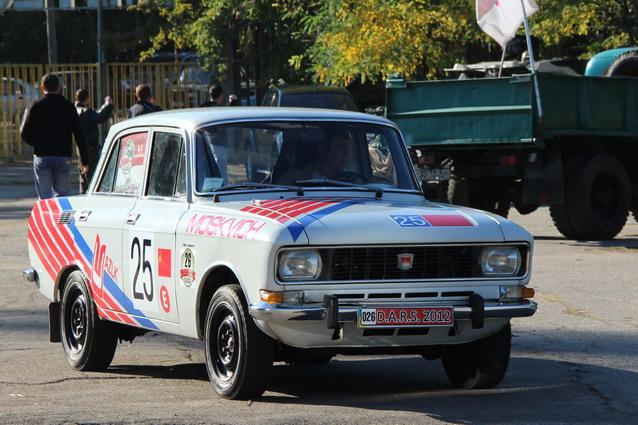 Новый двигатель «Москвича»