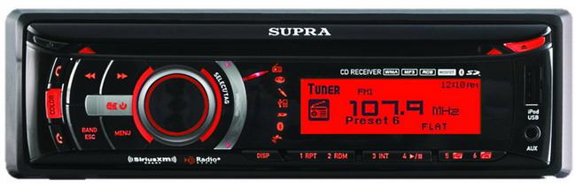 головное устройство Supra