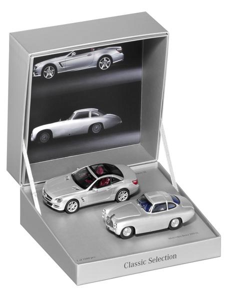 Модели-копии Mercedes-Benz SL