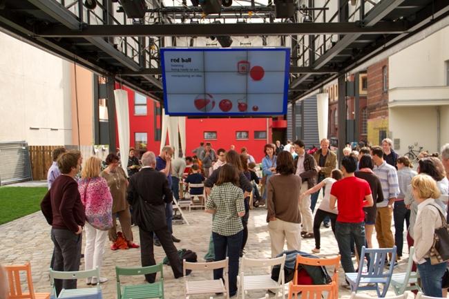 100 городских трендов на выставке BMW