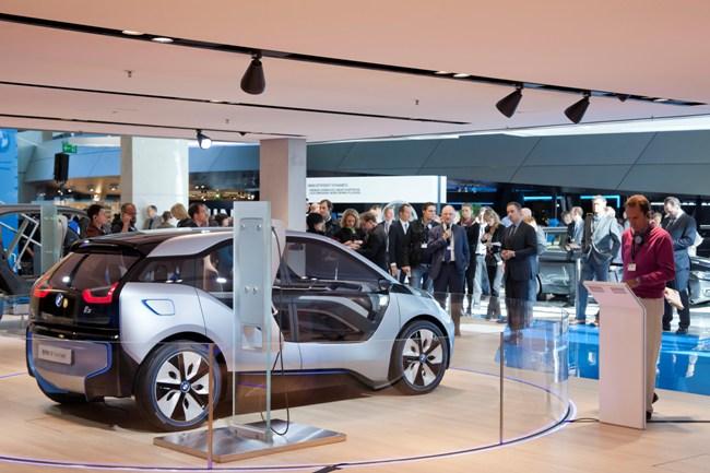 Культурный центр BMW Welt