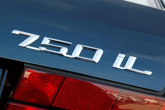 Мотор V12 от BMW