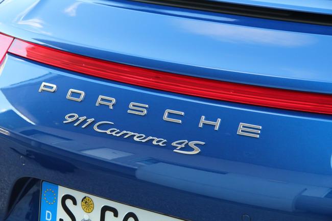 Тест-драйв новых Porsche 911 Carrera 4 и Carrera 4S