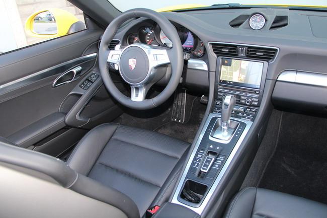 Тест-драйв новых Porsche 911 Carrera 4 и 4S