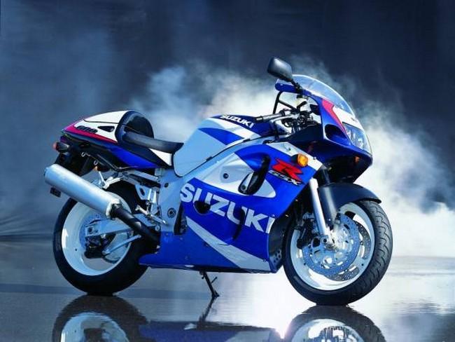 производство мотоциклов Suzuki