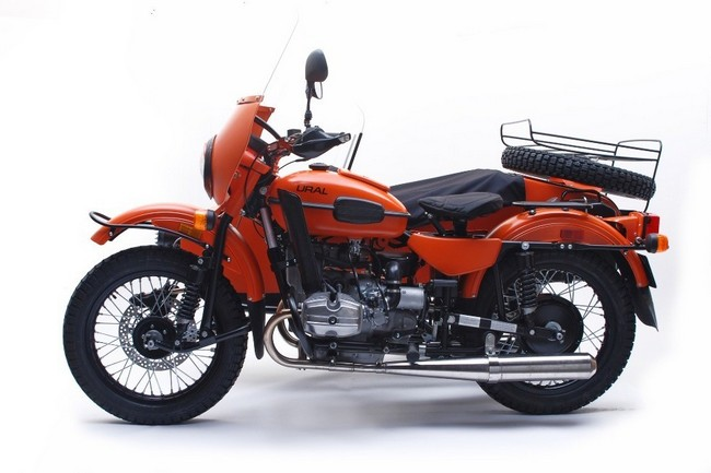 Мотоцикл Ural Yamal Limited Edition 2012