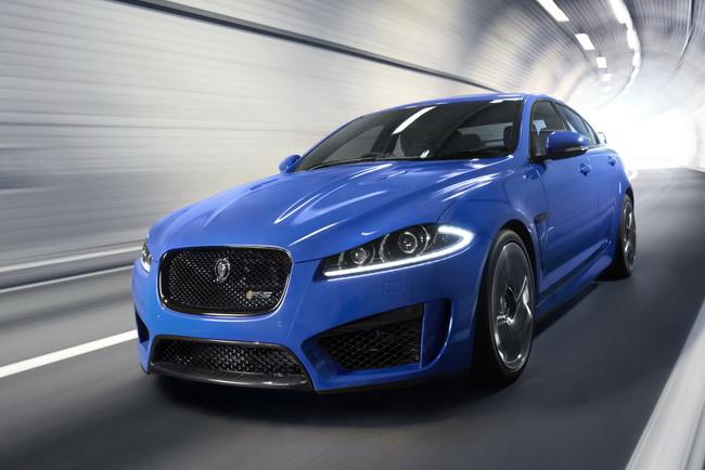 Автосалон в Лос-Анджелесе 2012: Компания Jaguar представила новый седан XFR-S