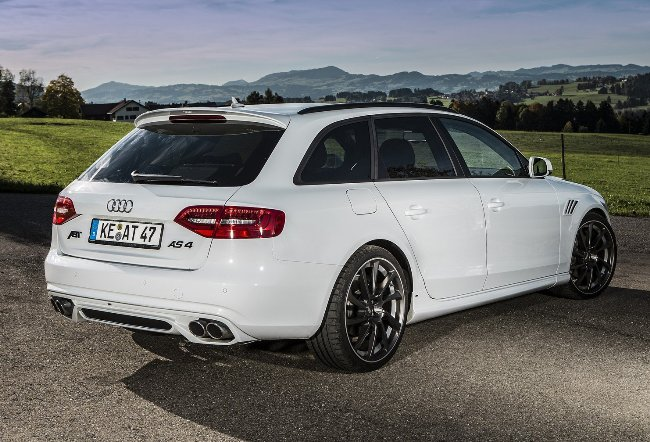 седан и универсал Audi A4 от ABT Sportsline