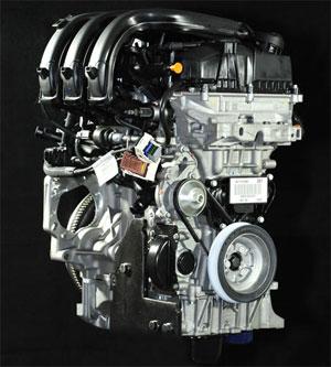двигатель Citroen PureTech