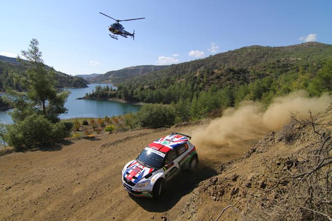 Cyprus Rally: исторический финал ралли IRC