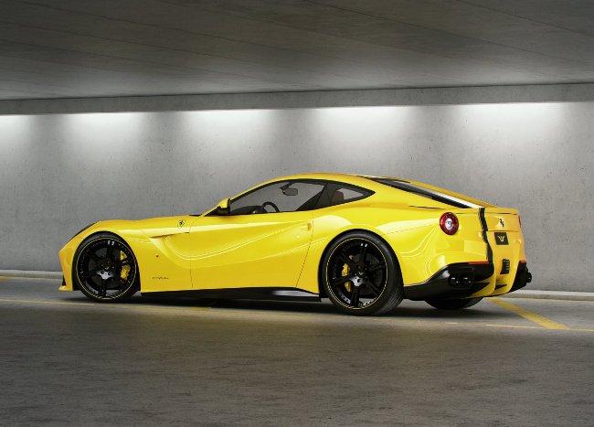 тюнинг Ferrari F12 Berlinetta от Wheelsandmore