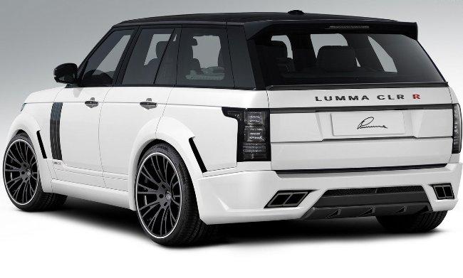 Range Rover тюнинг
