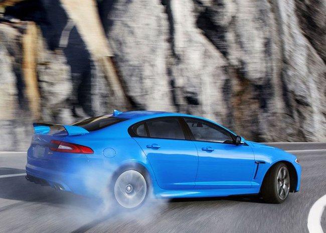фотографии Jaguar XFR-S